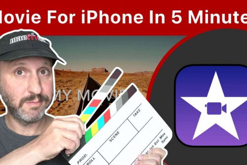 Tutoriel iMovie