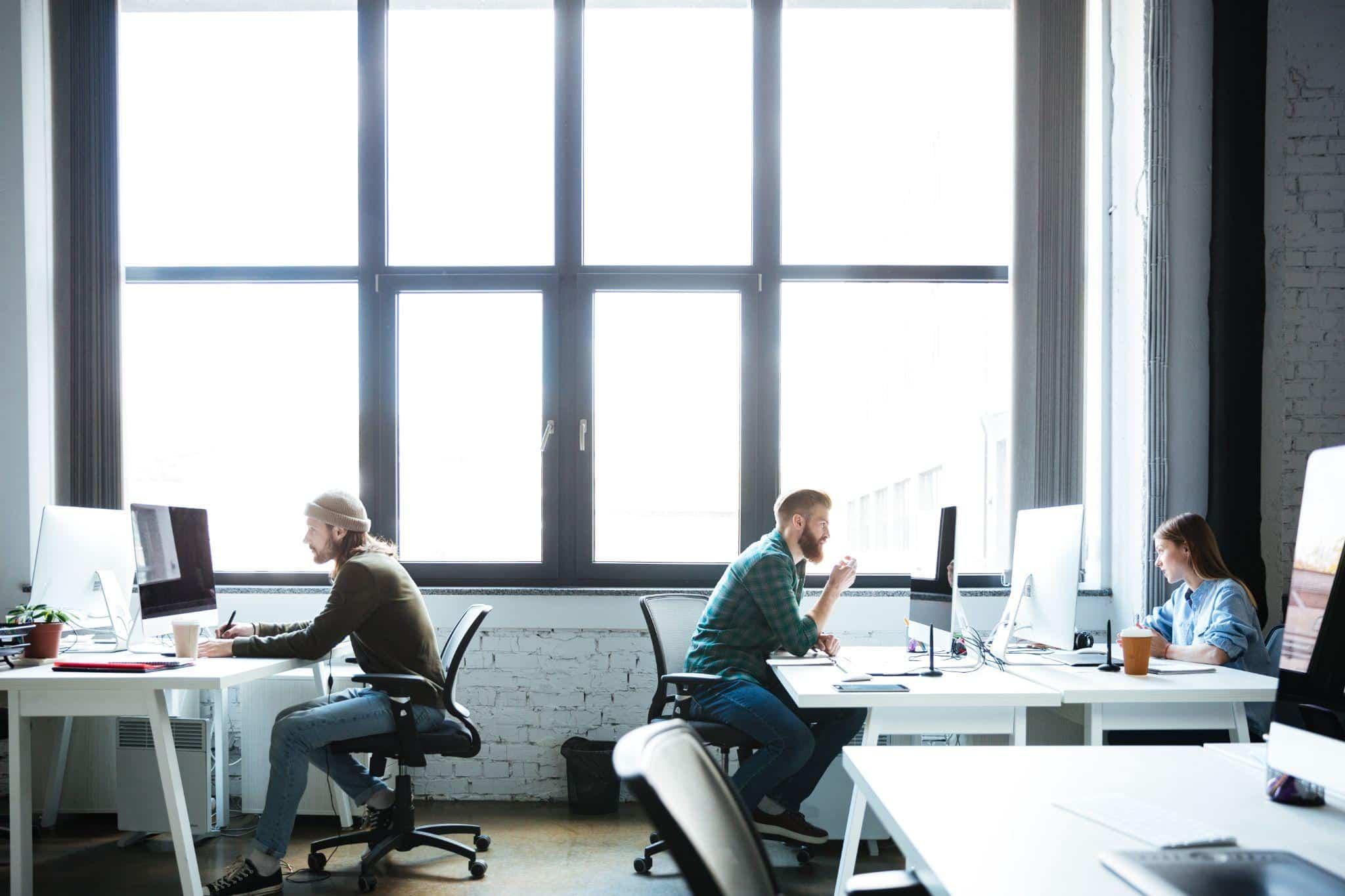 Les cinq commandements du bon coworkers