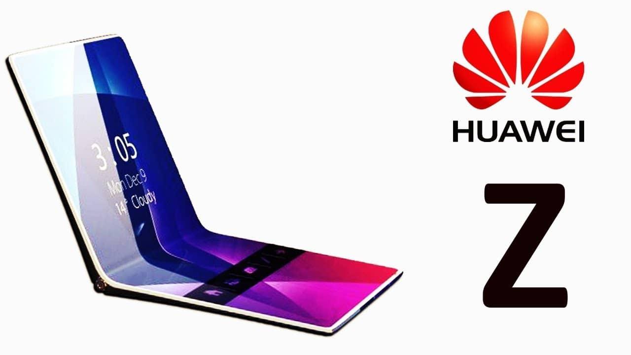 Le smartphone pliable Huawei Mate X Foldable