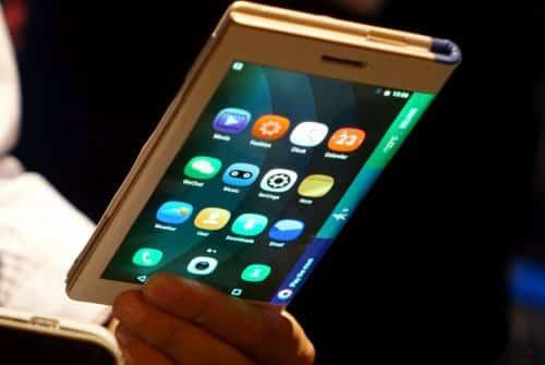 Le nouveau Motorola Razr ou la magie des écrans pliables