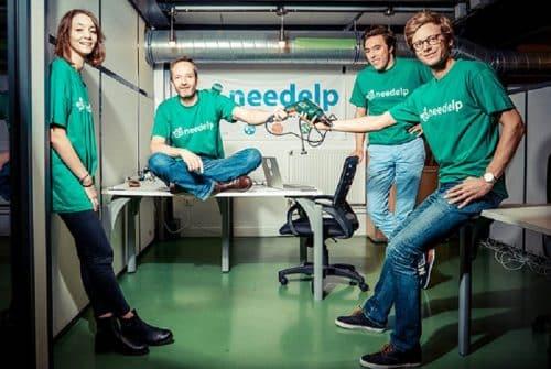 Needelp, la nouvelle startup dans l'univers du bricolage