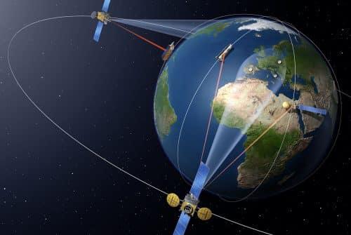 La communication laser Terre-Espace