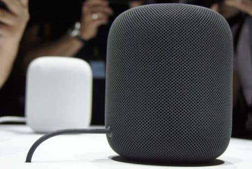 HomePod, la nouvelle voix d'Apple