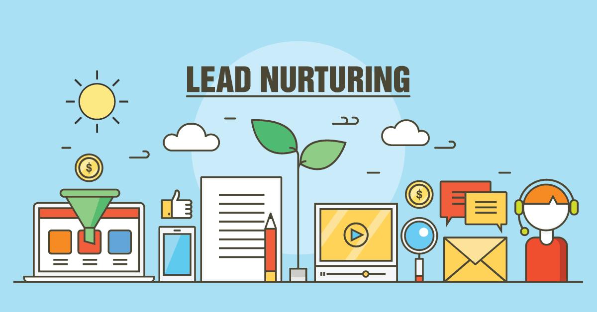 C'est quoi le lead nurturing ?